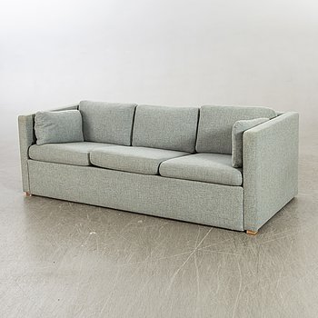 Sofa, Three-seater, Sören Lund. Wool fabric.