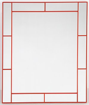 Josef Frank, a mirror, Svenskt Tenn.
