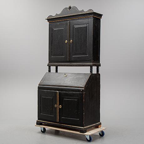 Skrivskåp, 1800-talets första hälft.