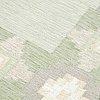 Ingegerd silow, a carpet, flat weave, ca 198,5-199,5 x 136,5-138 cm, signed is.