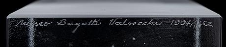 "Heikki orvola, maljakko ""bagatti valsecchi"", sign. heikki orvola iittala nuutajärvi, museo bagatti valsecchi 1997/152."