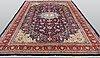 A carpet, sarouk, ca 510 x 305 cm.