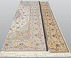 Matta, täbris, ca 385 x 247 cm.
