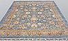 A carpet, oriental, ca 296 x 240 cm.