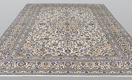 A carpet, kashan, ca 400 x 290 cm.