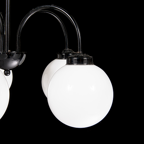 A late 20th century '2024/5', pendant light for at-valaisin finland.