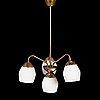 A 1950's '2552/4' chandelier for valinte.