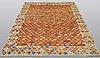 A carpet, kilim, ca 250 x 170 cm.