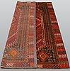 A rug, kashgai, ca 238 x 165 cm.
