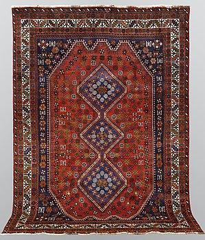 A rug, Kashgai, ca 295 x 200 cm.