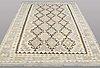 A carpet, kilim, ca 293 x 208 cm.