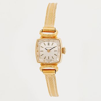 Certina, wristwatch, 15 mm.