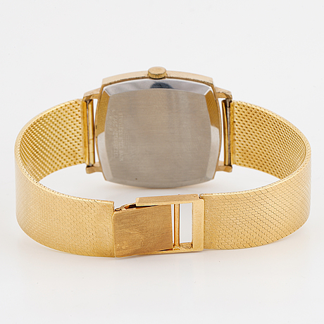 Wittnauer, genève, wristwatch, 30 x 31 mm.