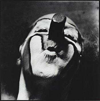 """112. Hans Gedda, """"Charlie Rivel"""", 1980."""