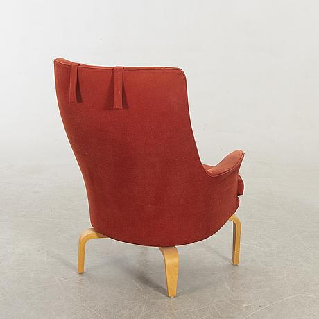 Armchair, norell, high back.