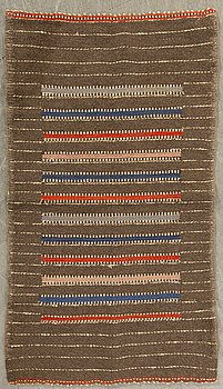 Märta Måås-Fjetterström, according to lable, A Swedish 1920s flat weave 122 x 74 cm.