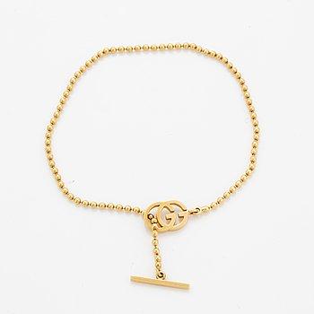 Gucci, armband 18K guld.