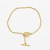 Gucci, 18k gold bracelet.