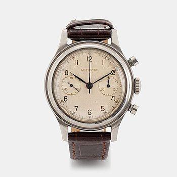 44. Longines, flyback-chronograph.