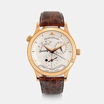 6. Jaeger-LeCoultre, Master Control Geographic.