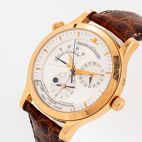 Jaeger-lecoultre, master control geographic.