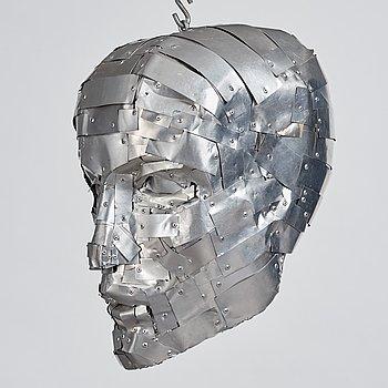 Johnny Boy Eriksson, aluminum.