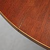 A late gustavian table, circa 1800.