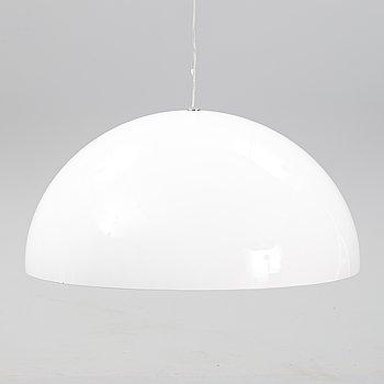 Vico Magistretti, a 'Sonora' ceiling light, Oluce.