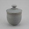 Erich & ingrid triller, a stoneware jar, tobo.