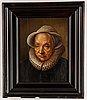 Dutch school 17th century. unsigned. oil on panel 44 x 35 cm.