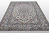 A carpet, kashan, ca 293 x 196 cm.