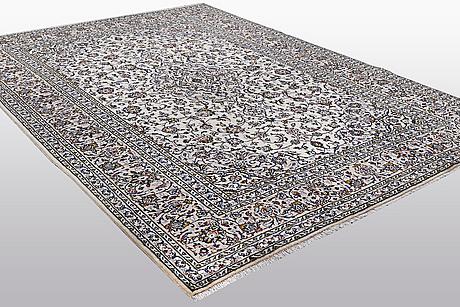 Matto, kashan, ca 348 x 248 cm.