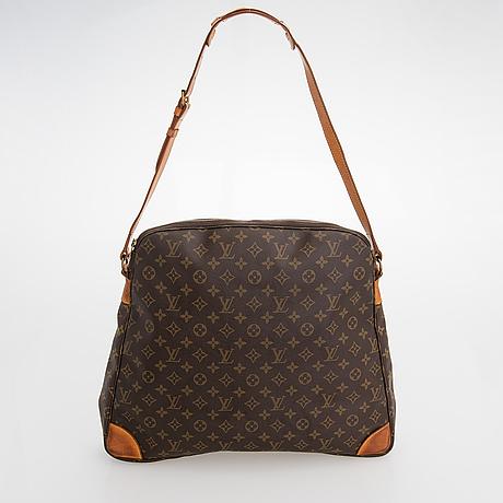 Louis vuitton, a monogram 'sac balade' bag.