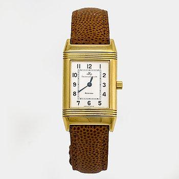 Jaeger le Coultre Reverso, wristwatch 33 x 20 mm.