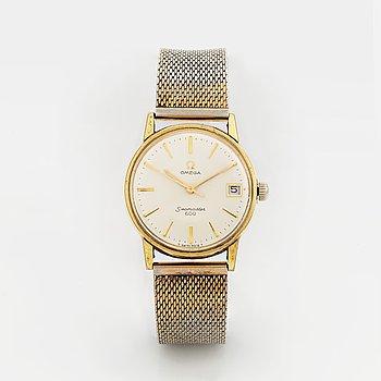 OMEGA, Seamaster 600, wristwatch, 32,5 mm,