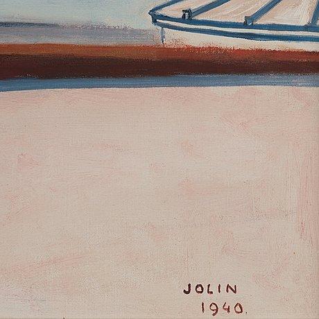 Einar jolin, view from skansen.