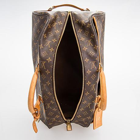 Louis vuitton, 'eole 50' travel bag.