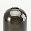 Timo sarpaneva, a signed and dated glass vase.