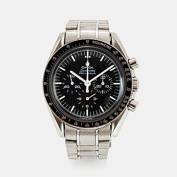 2. OMEGA, Speedmaster, chronograph.