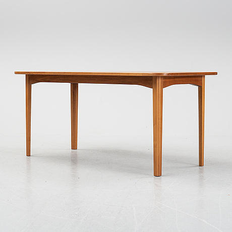 Carl malmsten, a coffee table, second half of the 20th-century.