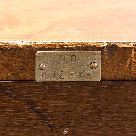 Arkistokaappi, ranska 1800-luvun puoliväli.