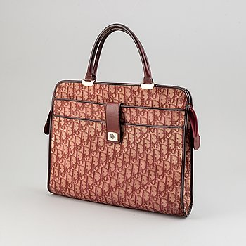 Christian Dior, monogram canvas bag.