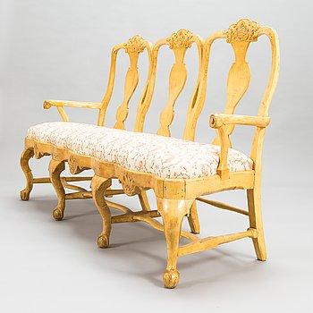 Sohva, 1700-luku.