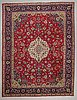 A carpet, azerbajdzjan/täbris, 375 x 290 cm.