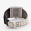 Corum, facettes, armbandsur, 34 x 29 mm.