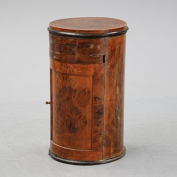 Pottskåp, sent 1800-tal.
