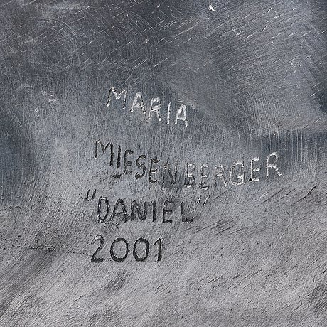 """Maria miesenberger, """"daniel""""."""