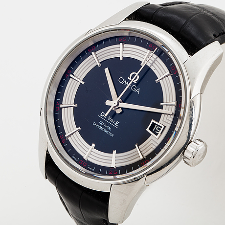 Omega, de ville, hour vision co-axial, wristwatch, 41 mm.