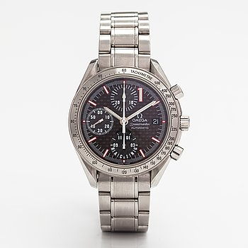 Omega, Speedmaster, Racing, Michael Schumacher, rannekello 39 mm.