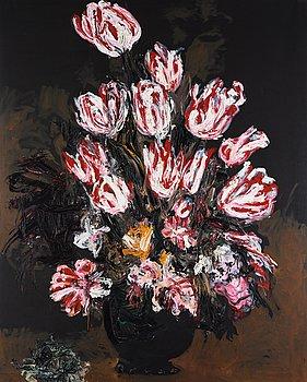 "291. Heikki Marila, ""Flowers II""."